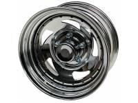 Диск колесный Р16 УАЗ IKON SNC013 ET- 22 5х139,7 8х16 хром