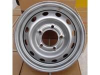 Диск колесный Р15 5*139,7 15*6 D98.6 ET40 серебро НИВА