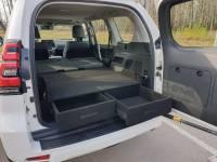 """Органайзер """"Комфорт"""" для Toyota Land Cruiser Prado 150 (с 2018г)"""
