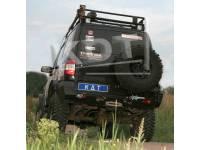 Задний силовой бампер - УАЗ Патриот KDT