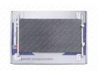 Конденсатор (радиатор)кондиционера с рессивером (бензин/дизель) Пекар (3163-00-8131020-30)