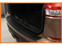 Накладка на задний бампер Lada X-RAY(Лада Х Рей)