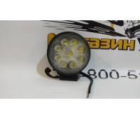 Фара светодиодная CH007 27W 4D 9 диодов по 3W